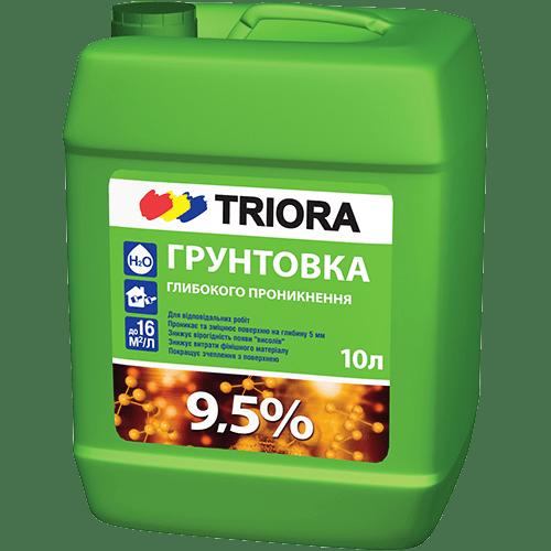 Грунтовка глубокого проникновения TRIORA