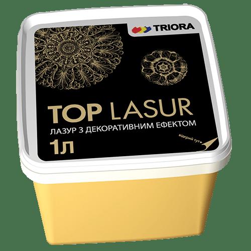 TOP LASUR декоративное покрытие TRIORA
