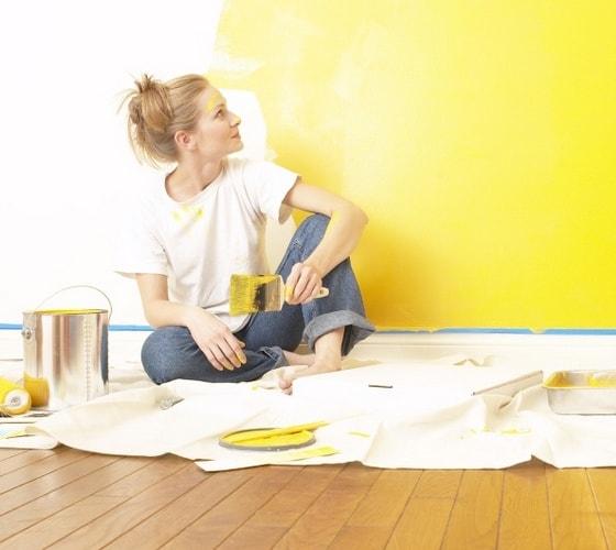 Почему нельзя экономить на покраске для стен?
